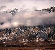 Majestic Mountain by Carol Barona