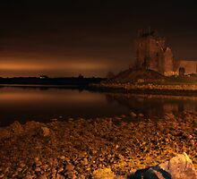 Dunguaire Castle by John Quinn