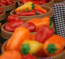 Peppers by H2hbodywork