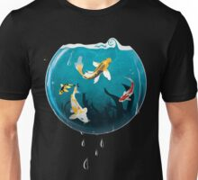 Koi Bowl Unisex T-Shirt