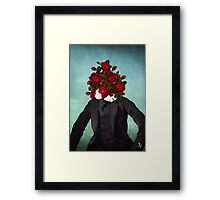 Mr. Romantic Framed Print