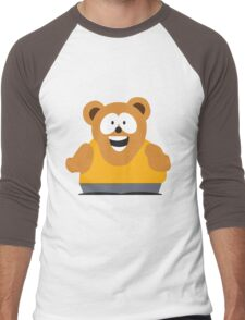 Snacky Men's Baseball ¾ T-Shirt