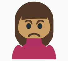 Person With Pouting Face EmojiOne Emoji Kids Clothes