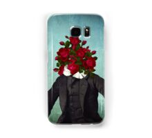 Mr. Romantic Samsung Galaxy Case/Skin