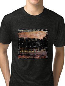 Global warming Tri-blend T-Shirt