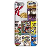 Mixed Cereal  iPhone Case/Skin