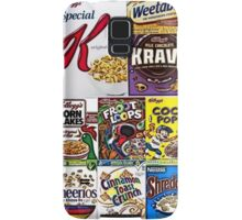 Mixed Cereal  Samsung Galaxy Case/Skin