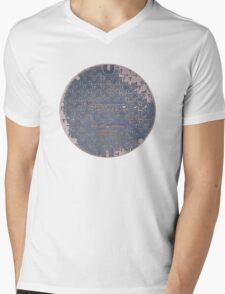 sewer Mens V-Neck T-Shirt