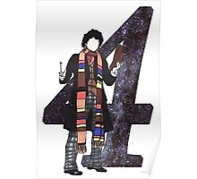 The 4th Doctor. Poster