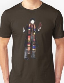 4th Doctor. T-Shirt