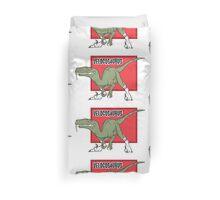 Velocosaurus Duvet Cover