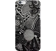 A Touch of Random in the Dark iPhone Case/Skin