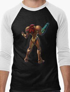 Samus Men's Baseball ¾ T-Shirt
