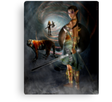 In Search Of The Huntress Canvas Print