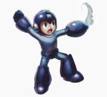 Mega Man Kids Clothes