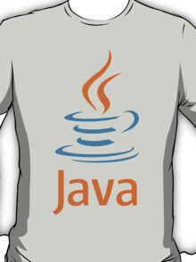 my code is java T-Shirt
