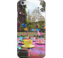 Mad Tea Party #9 iPhone Case/Skin