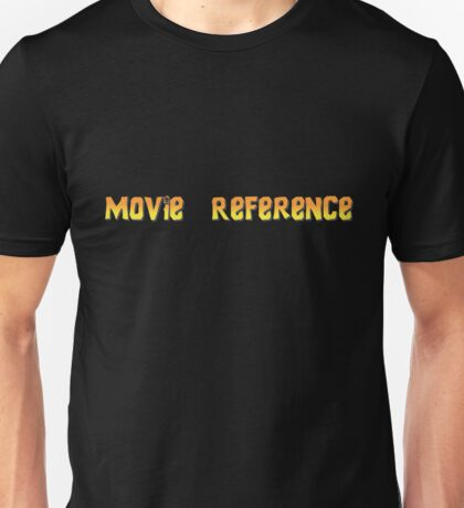 Movie Reference - The Goonies Unisex T-Shirt
