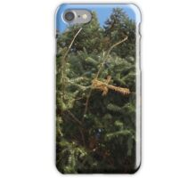Blue Skies 016 iPhone Case/Skin