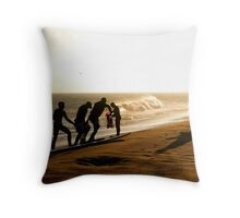 Sea Thieves Throw Pillow