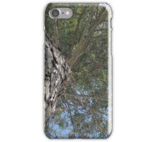 Blue Skies 017 iPhone Case/Skin