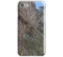Blue Skies 018 iPhone Case/Skin