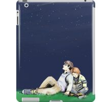 more things in heaven and earth iPad Case/Skin