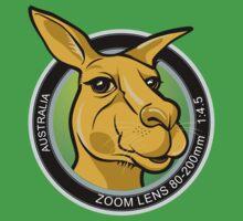 Kangaroo Lens by Cristián Aguilera Díaz