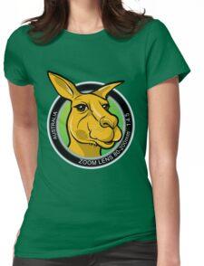 Kangaroo Lens Womens Fitted T-Shirt