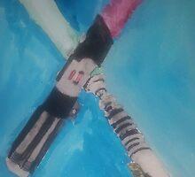 light sabers by stephaniedport