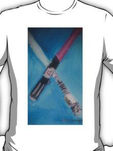 light sabers T-Shirt