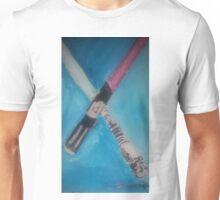 light sabers Unisex T-Shirt