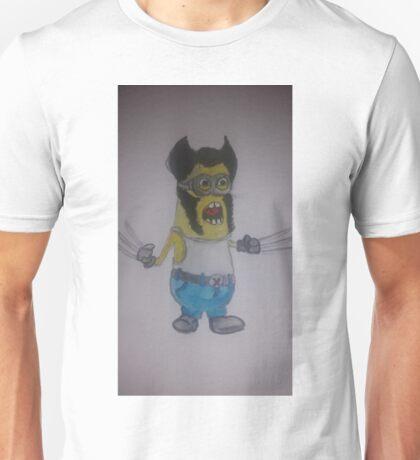 minion wolverine Unisex T-Shirt