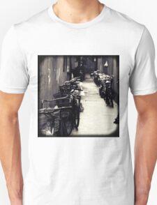 OLD SHANGHAI - Bike Lane Unisex T-Shirt