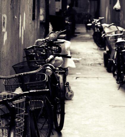OLD SHANGHAI - Bike Lane Sticker