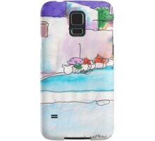 SUMMER IN APOINE(C1998) Samsung Galaxy Case/Skin