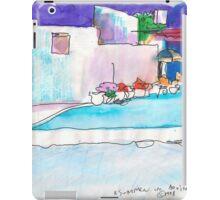 SUMMER IN APOINE(C1998) iPad Case/Skin