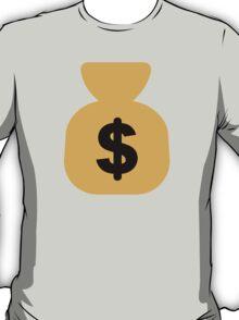 Dollar bag T-Shirt