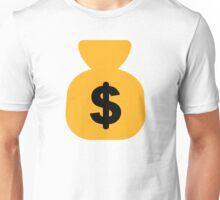 Dollar bag Unisex T-Shirt