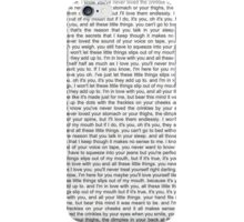 one direction little things lyrics  iPhone Case/Skin