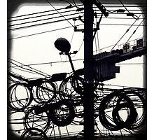 OLD SHANGHAI - High Speed Development Photographic Print