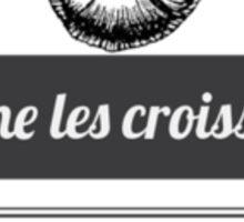Croissants Sticker
