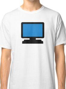 Monitor screen Classic T-Shirt