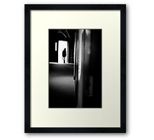 "365 Day Project -People- ""Mirror Image""  Framed Print"