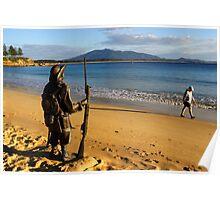 Horseshoe Bay - Bermagui Poster