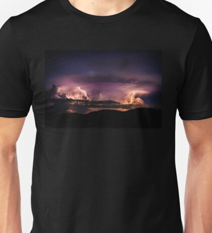 Wild Light of an African Night Unisex T-Shirt