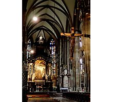 Stephan's Kirche Photographic Print