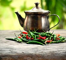 Peppers by carlosporto