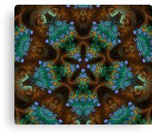 Fractal Seeds #004 Canvas Print