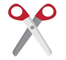 Black Scissors EmojiOne Emoji by emoji